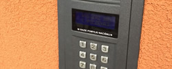 East Finchley access control service