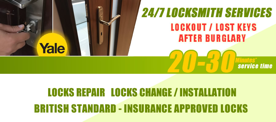 Fortis Green locksmith services